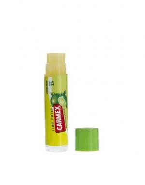 Beauty Extras Ультраувлажняющий бальзам для губ Carmex SPF 15. Цвет: прозрачный