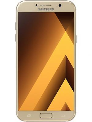 Смартфон Samsung Galaxy A7. Цвет: золотистый
