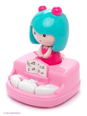 Мими и ее волшебное пианино OUAPS. Цвет: розовый