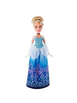 Классическая модная кукла Принцесса Hasbro. Цвет: голубой