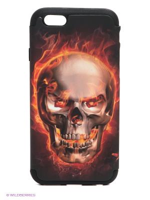 Чехол для iphone 6 WB. Цвет: черный, красный, оранжевый