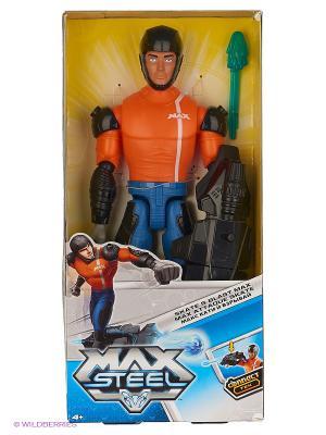 Токзон: токзоидный запуск MAX STEEL. Цвет: оранжевый, черный