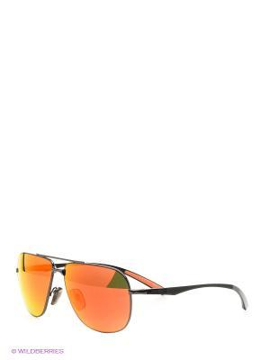 Очки солнцезащитные RH 805S 03 Zerorh. Цвет: оранжевый