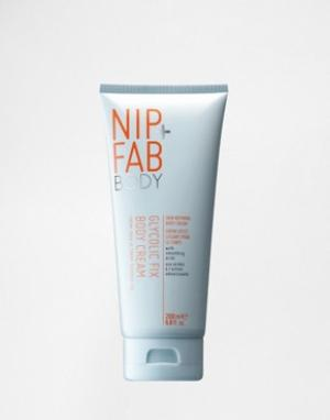Nip+Fab Крем для тела Glycolic Fix, 200 мл. Цвет: бесцветный