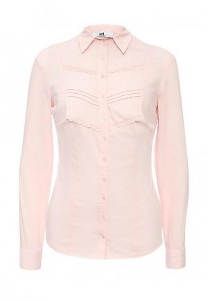 Блуза adL. Цвет: розовый
