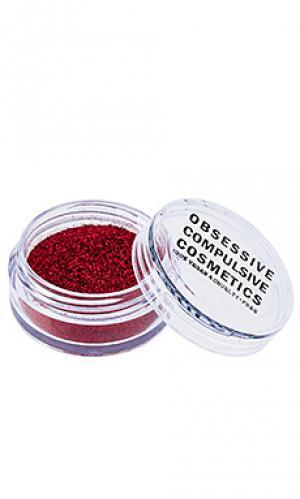 Яркий блеск Obsessive Compulsive Cosmetics. Цвет: красный