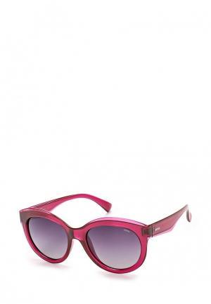 Очки солнцезащитные Invu. Цвет: фиолетовый