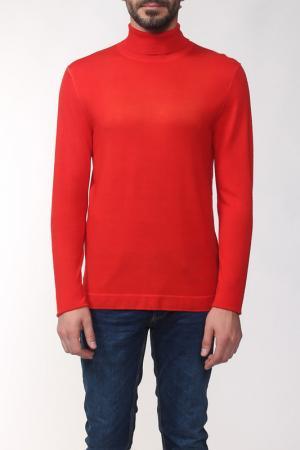 Пуловер Strellson. Цвет: красный