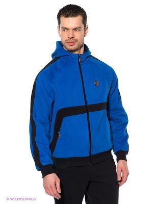 Спортивный костюм RED-N-ROCK'S. Цвет: синий, черный
