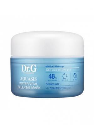 Крем-маска ночная с витаминами Aquasis , 80 мл. Dr.G. Цвет: белый