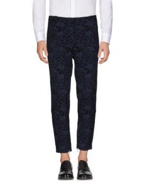Повседневные брюки HŌSIO. Цвет: черный