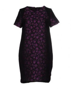 Короткое платье HANITA. Цвет: фиолетовый