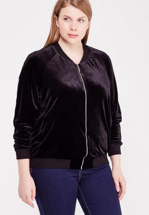 Куртка Lina. Цвет: черный
