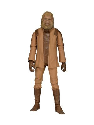 Фигурка Planet Of The Apes 7 Series 1 - Dr Zaius Neca. Цвет: бежевый