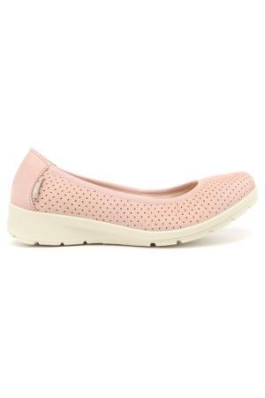 Туфли IMAC. Цвет: розовый