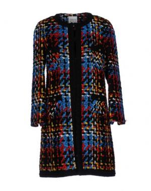 Легкое пальто EDWARD ACHOUR. Цвет: лазурный