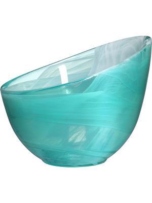 Чаша Candy Kosta Boda. Цвет: голубой