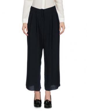 Повседневные брюки MAISON FLÂNEUR. Цвет: черный