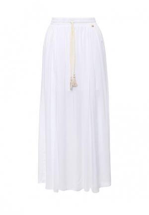 Юбка Phax. Цвет: белый