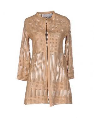 Легкое пальто CABAN ROMANTIC. Цвет: песочный