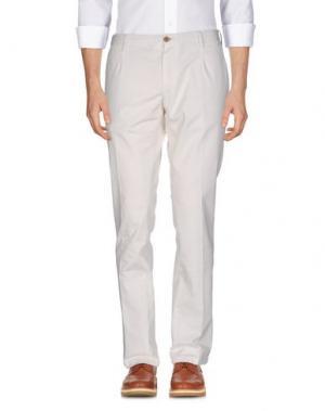 Повседневные брюки AT.P.CO. Цвет: белый