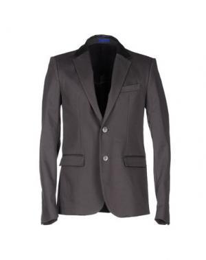 Пиджак COSTUME NEMUTSO. Цвет: свинцово-серый