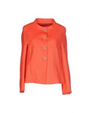 Пиджак TRIXI SCHOBER. Цвет: оранжевый