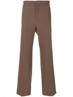 Спортивные брюки  x Kappa Faith Connexion. Цвет: коричневый