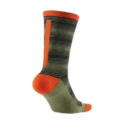 Носки для гольфа  Elite Graphic Crew Nike. Цвет: оранжевый