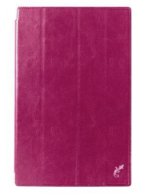 Чехол G-case Slim Premium для Sony Xperia Tablet Z2. Цвет: розовый
