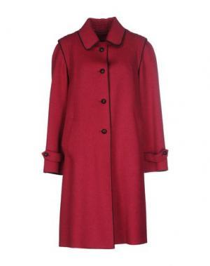 Пальто SCHNEIDERS. Цвет: пурпурный