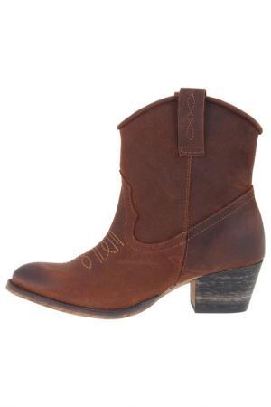 Boots Sienna. Цвет: brown