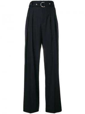 High waisted trousers Iro. Цвет: синий