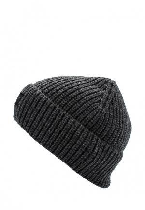 Шапка Woolrich. Цвет: серый