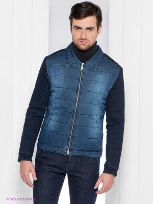 Куртка Bogner Jeans. Цвет: синий