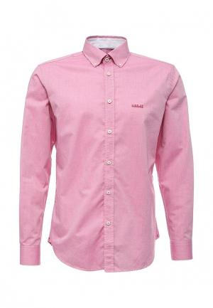 Рубашка Lion of Porches. Цвет: розовый