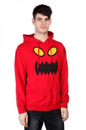 Кенгуру  Monster Face Red Toy Machine. Цвет: красный
