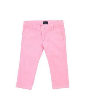 Повседневные брюки BARNUM. Цвет: розовый
