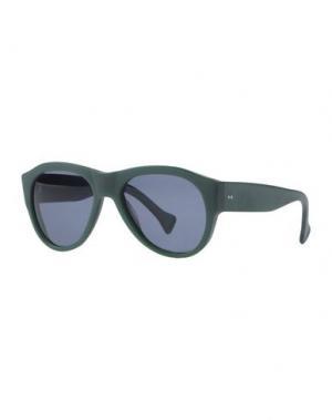 Солнечные очки SATURNINO EYE WEAR. Цвет: зеленый-милитари