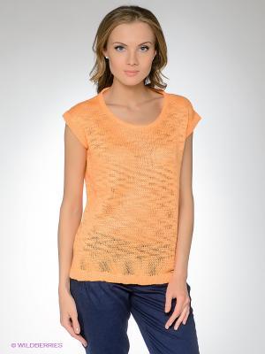 Кофточка Moodo. Цвет: оранжевый