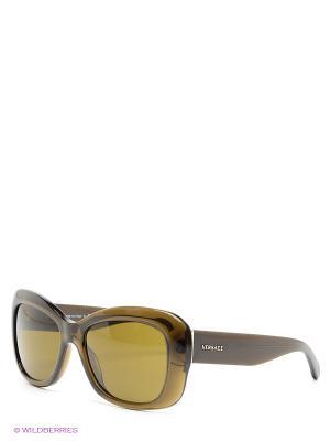 Очки солнцезащитные Versace 0VE4287-200/7356