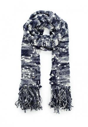Шарф Armani Jeans. Цвет: синий