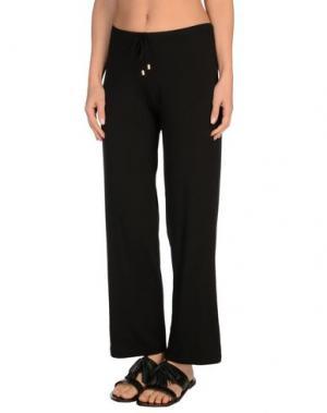 Пляжные брюки и шорты CHRISTIES. Цвет: черный