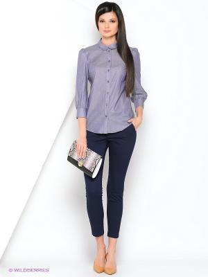 Блуза Ksenia Knyazeva. Цвет: фиолетовый