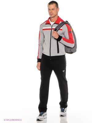 Спортивные костюмы RED-N-ROCK'S. Цвет: черный, серый, красный