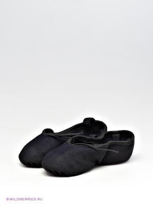 Балетки Grishko. Цвет: черный