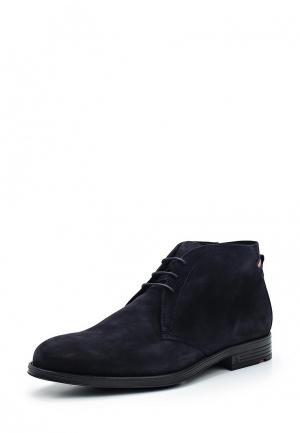 Ботинки Lloyd. Цвет: синий