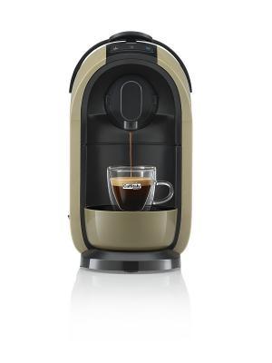 Кофемашина S24  grey CAFFITALY. Цвет: серый
