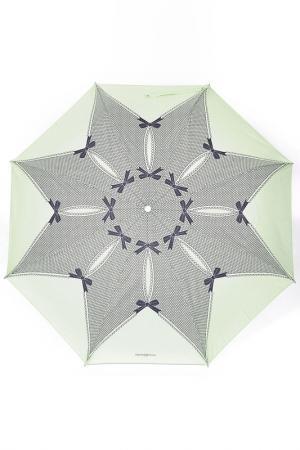 Зонт Chantal Thomass. Цвет: салатовый