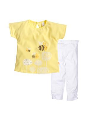 Комплект одежды Bossa Nova. Цвет: желтый